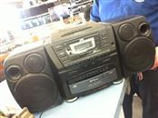 JVC Boom Box PC-XC60BK